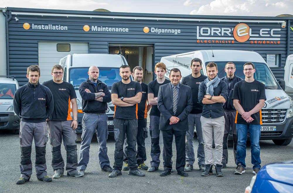 Lorr'Elec, les spécialistes de l'électricité en Meuse